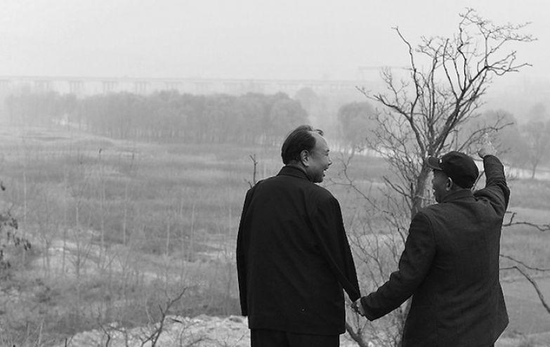 Благодаря роще, посаженной друзьями, их село защищено от разлива вод реки.