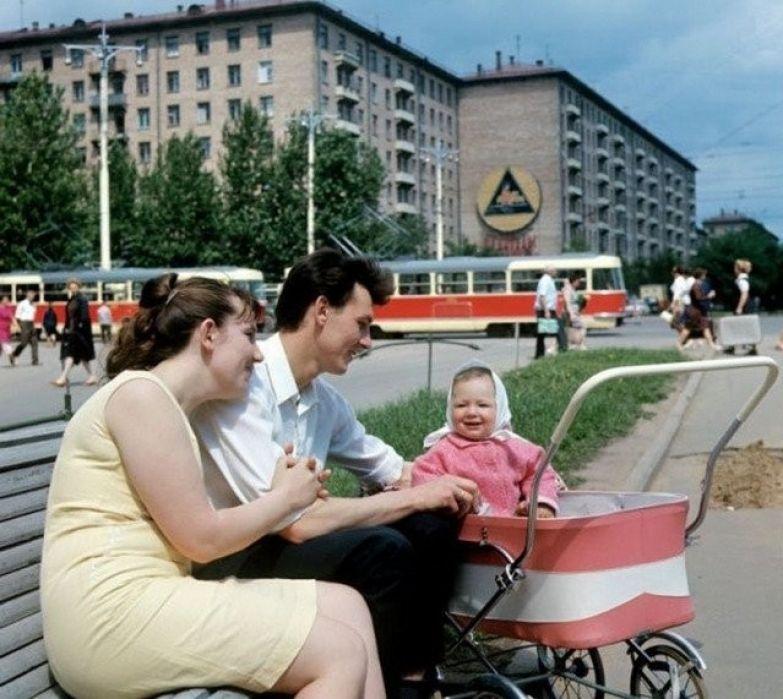Москва, 1969 год ностальгия, ссср, фото, фотографии