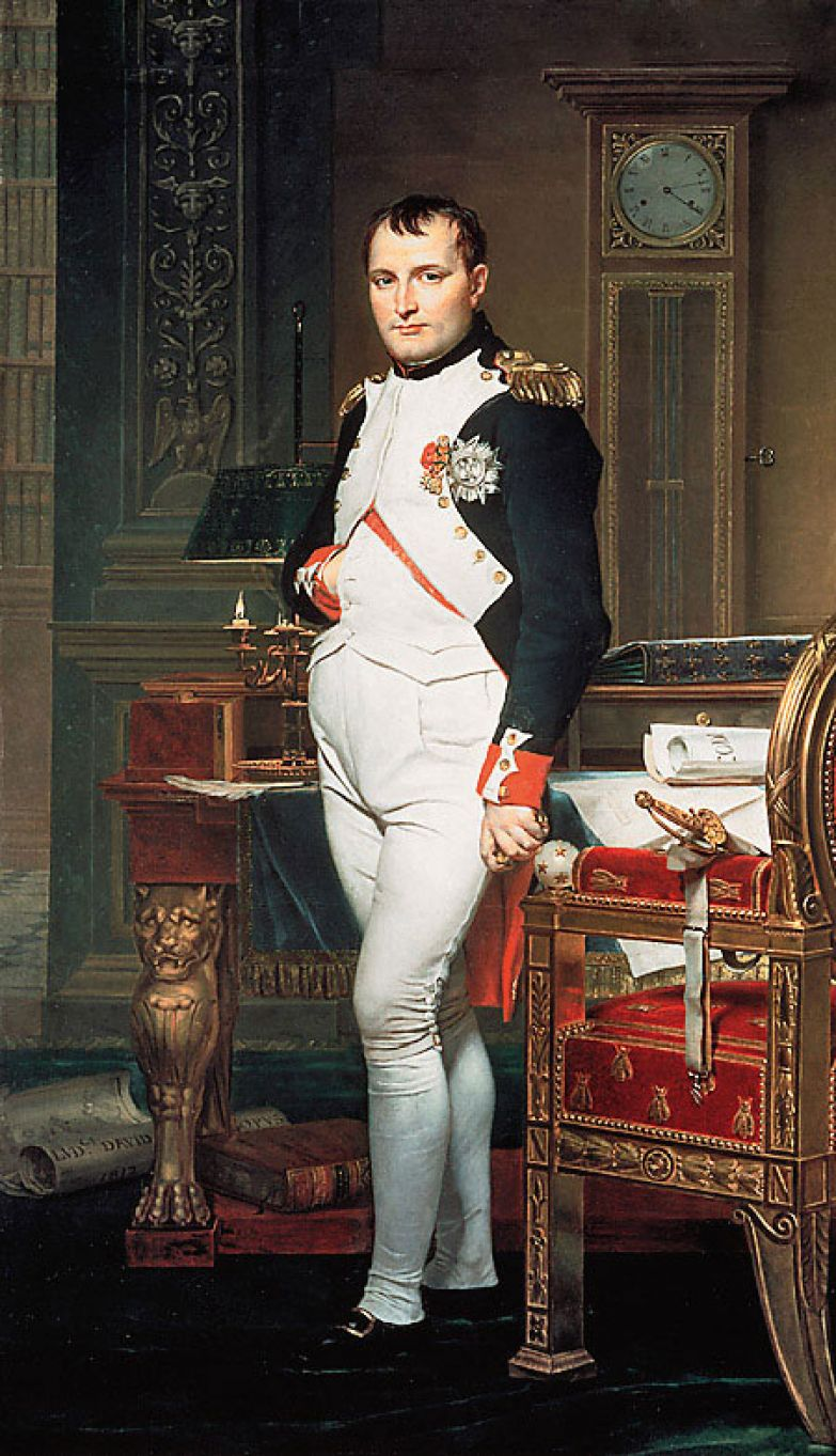Портрет Наполеона I