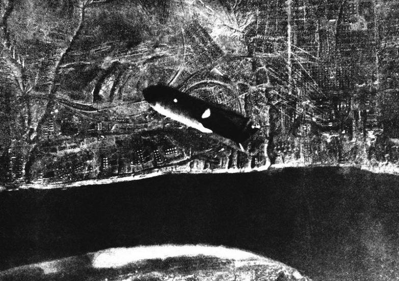 Бомба летит на Сталинград