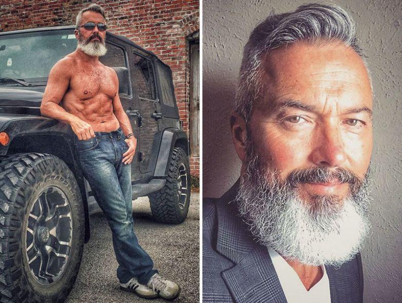 Шан Майкл Хефли, 54 возраст, достойно, мужчины, форма
