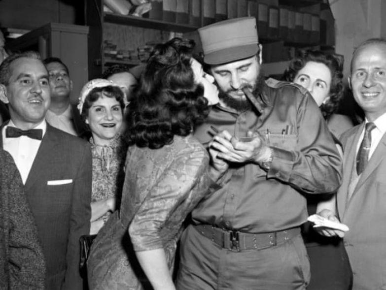 Команданте всегда пользовался огромной популярностью у женщин | Фото: tunnel.ru