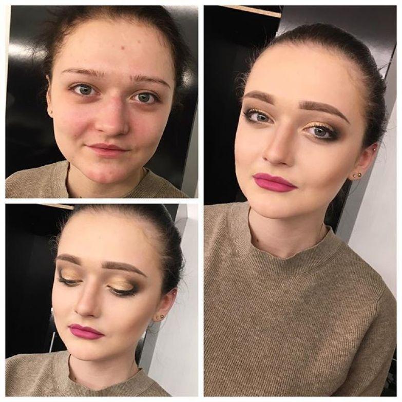 14. красота, макияж