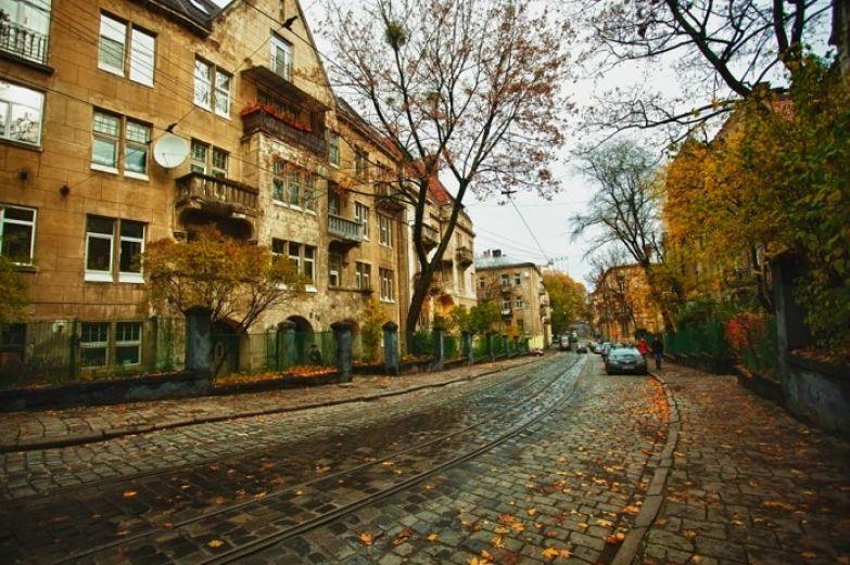 Львовская осень.