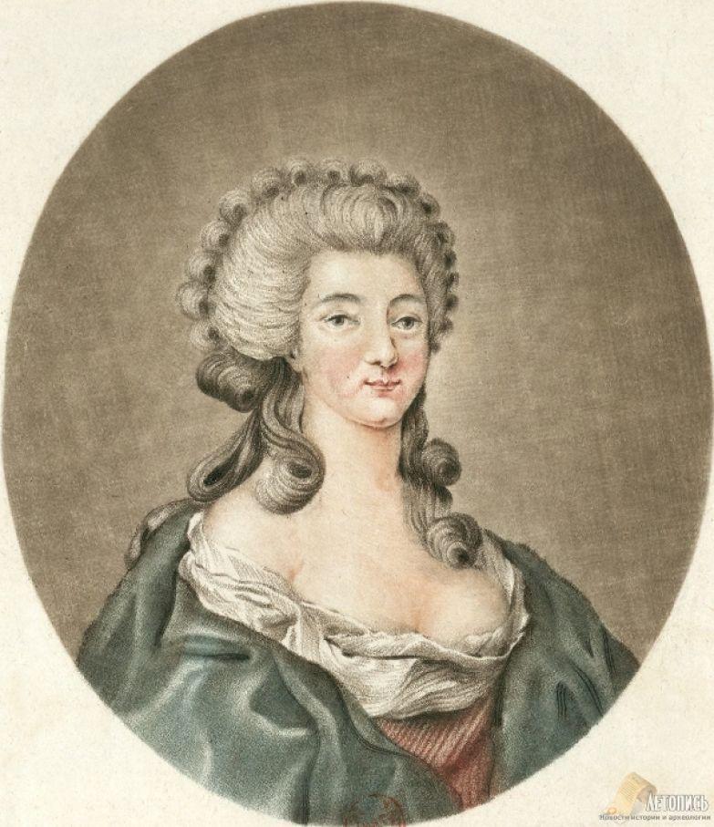 Знаменитая авантюристка Жанна де ла Мотт