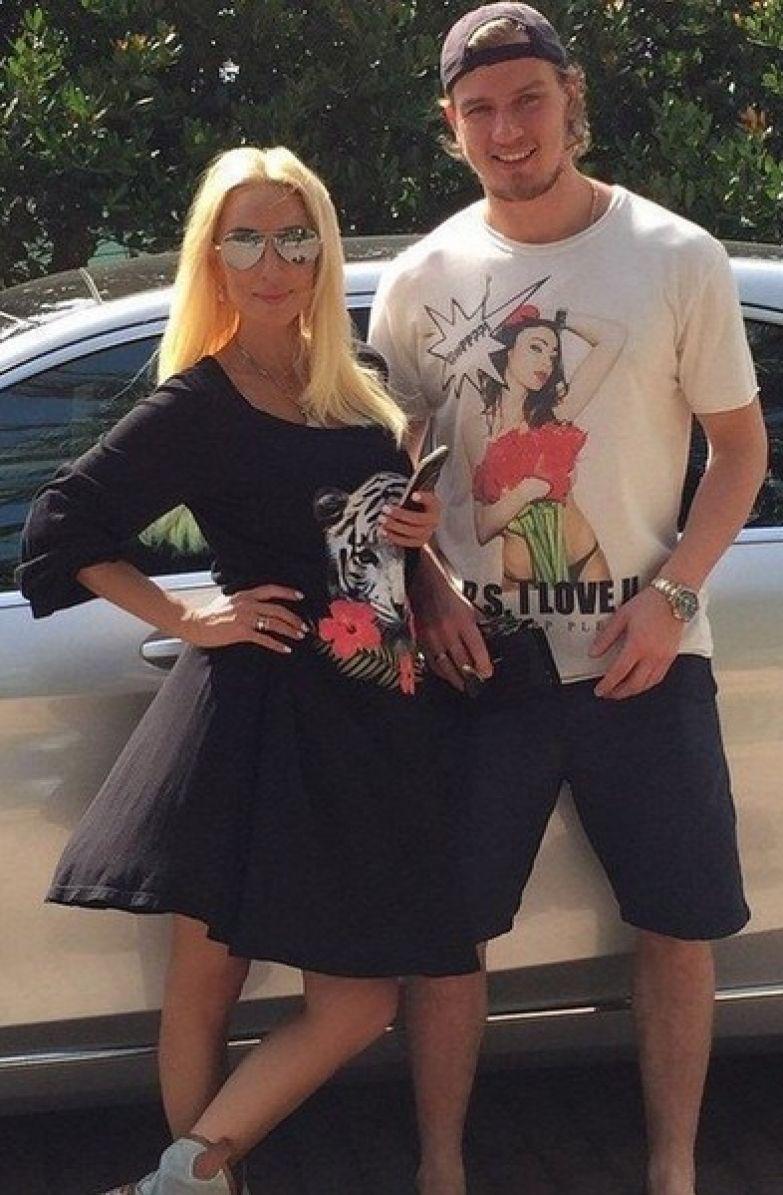 Лера счастлива с Игорем Макаровым