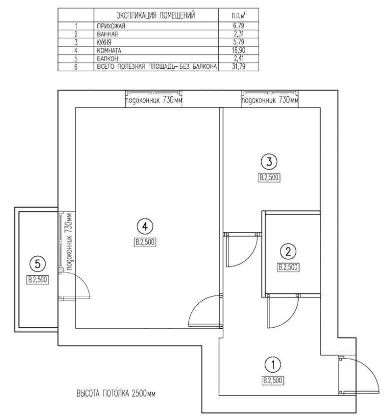 Немного истории... архитектор, дизайн, интерьер, квартира, однушка, ремонт