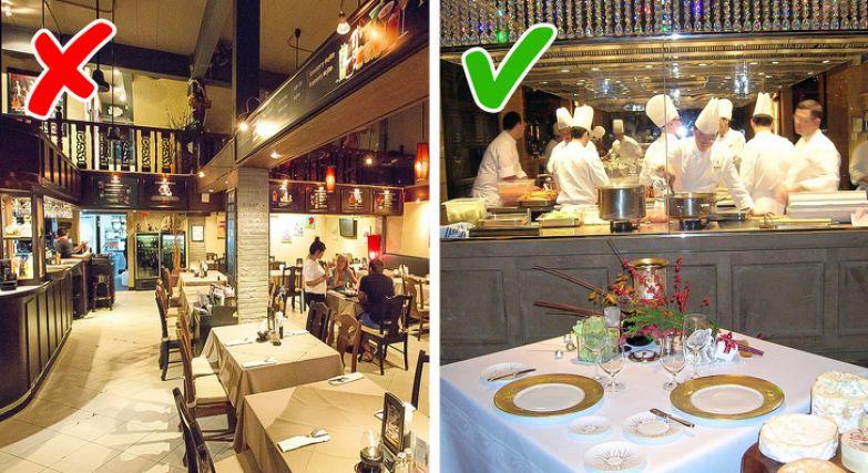 Повара рассказали о темных секретах кафе и ресторанов, которые легко вычислить еще с порога
