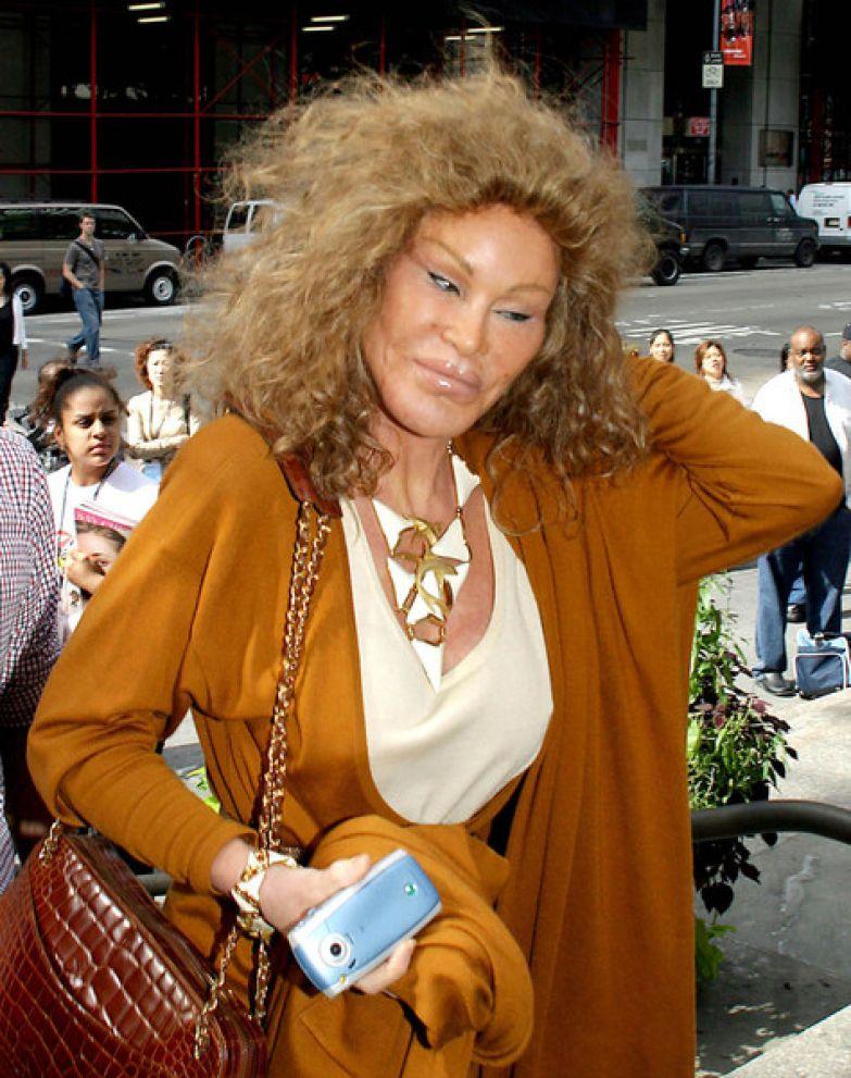 Джослин хотела быть похожей на львицу, и, кажется, это у нее получилось