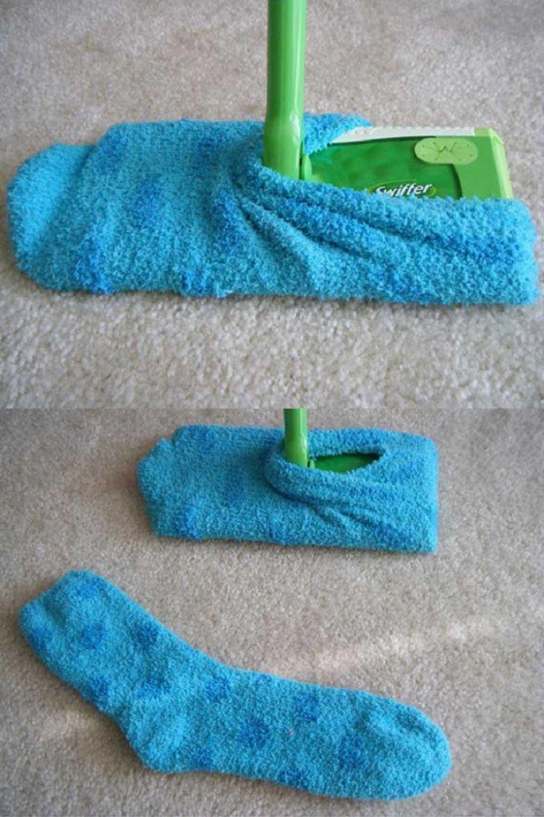 как убрать большую квартиру
