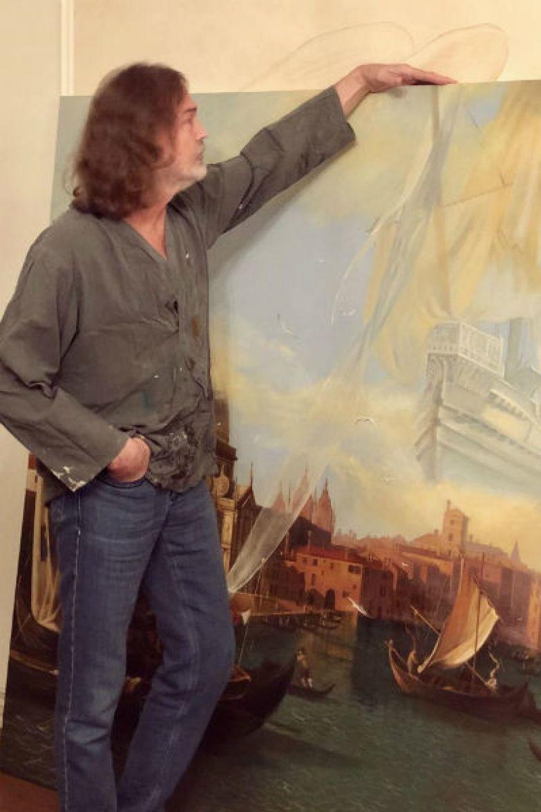 Художник дорожит каждым своим творением