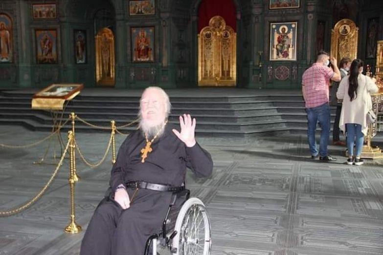 Дмитрий страдал хроническим заболеванием