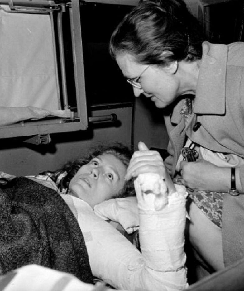 Анна Герман попала в аварию в 1967 году, которая обездвижила ее на 2 года.