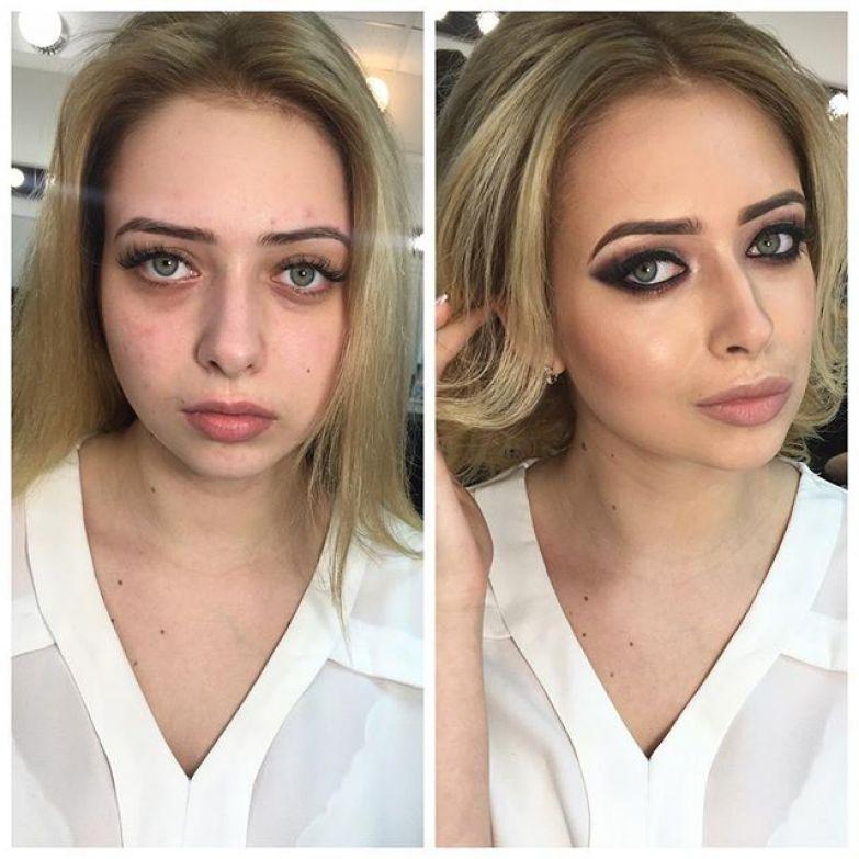 5. красота, макияж