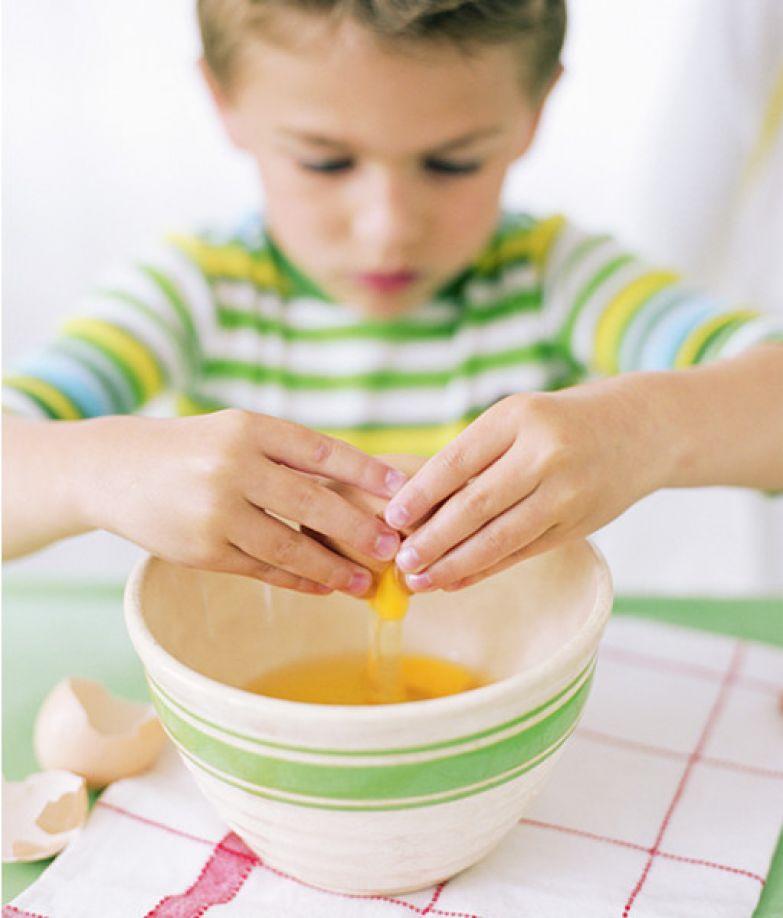 Самостоятельность у ребенка, фото