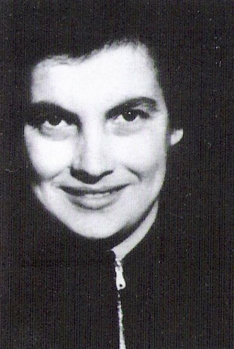Майя Улановская получила 25 лет лагерей. / Фото: www.wikimedia.org