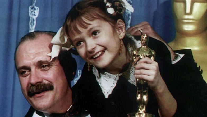 Режиссер с дочерью на вручении кинопремии *Оскар* | Фото: radiosputnik.ria.ru