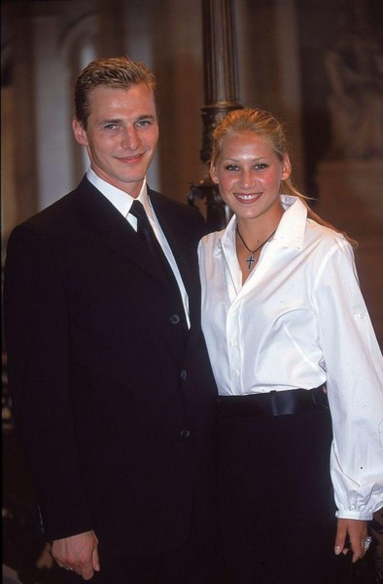Брак теннисистки с Сергеем Федоровым быстро распался
