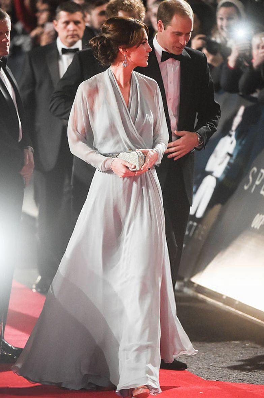 Кейт Миддлтон и принц Уильям, 2015