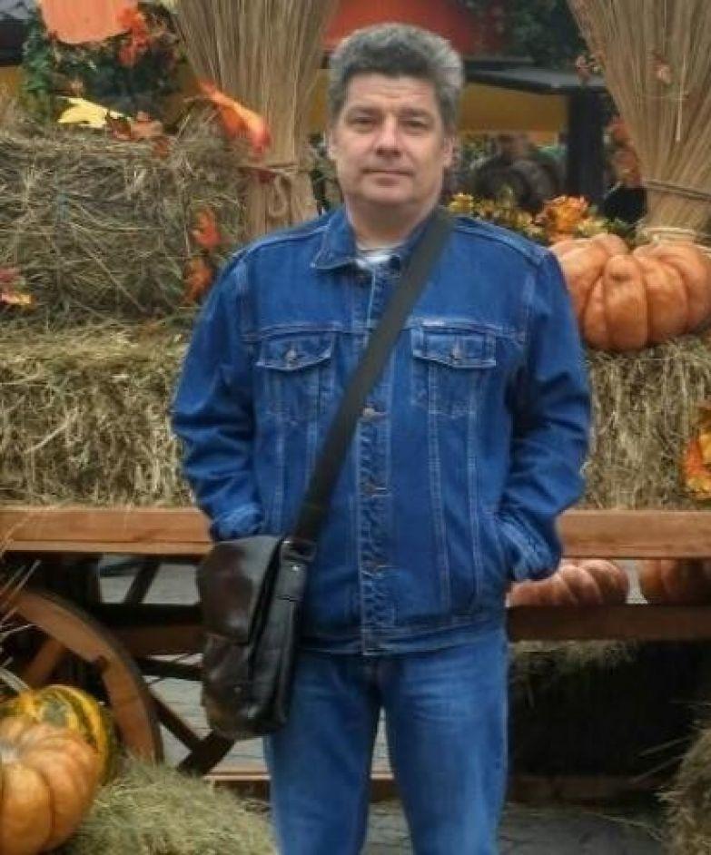 Сергей Захаров погиб в возрасте 57 лет