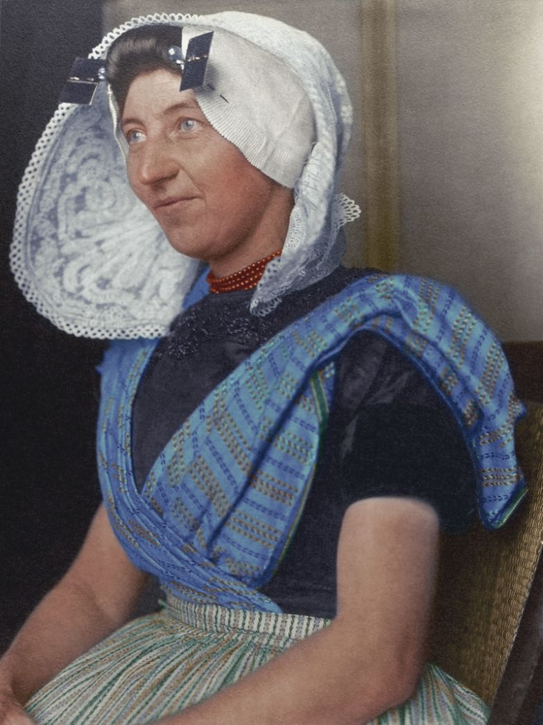 Голландка, 1910 история, костюмы, сша, эмиграция