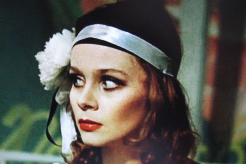 Одну из лучших ролей Любовь Полищук исполнила в комедии «Двенадцать стульев»