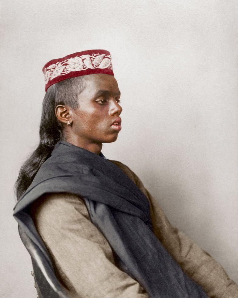 Юный индус, 1911 история, костюмы, сша, эмиграция