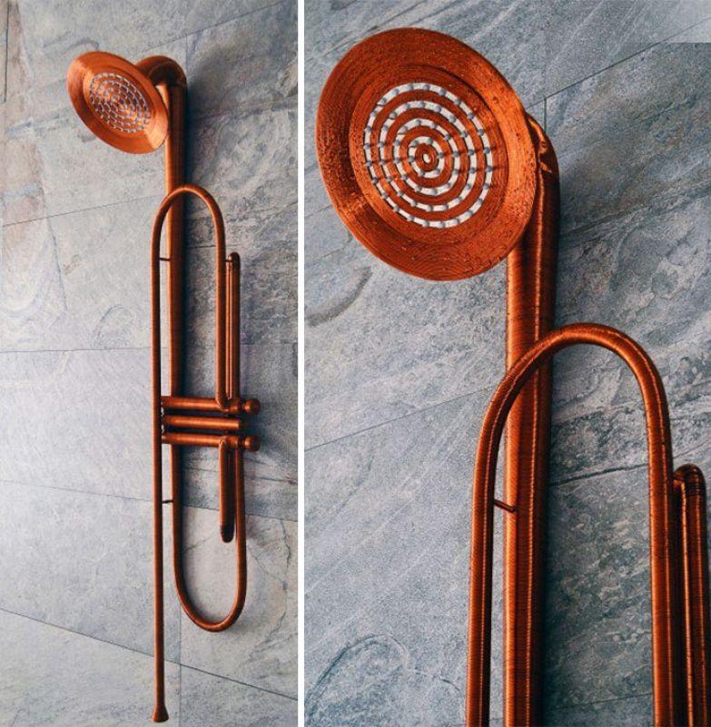 Джазовый душ от Vlad Mititelu