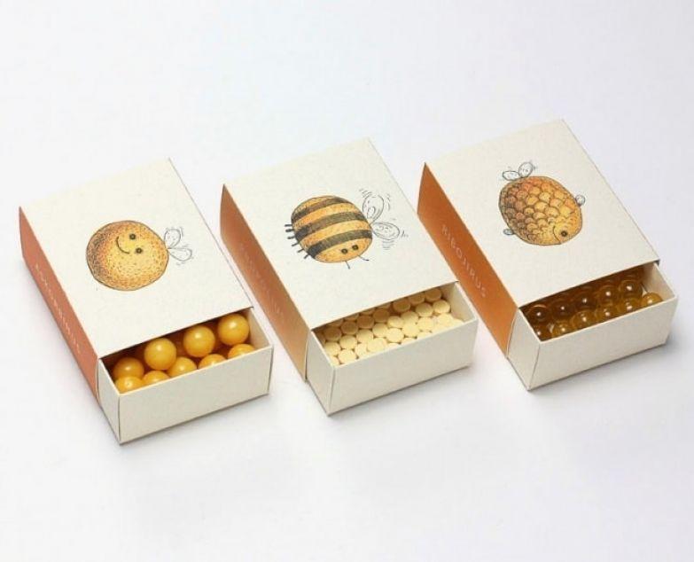 25 шедевров упаковки 2014 года дизайн, креатив, упаковка
