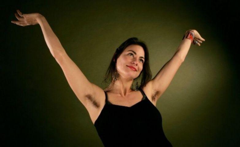 16. Волосы на теле у женщин растут быстрее, чем у мужчин женщины, мужчины, отношения, тело, феминизм