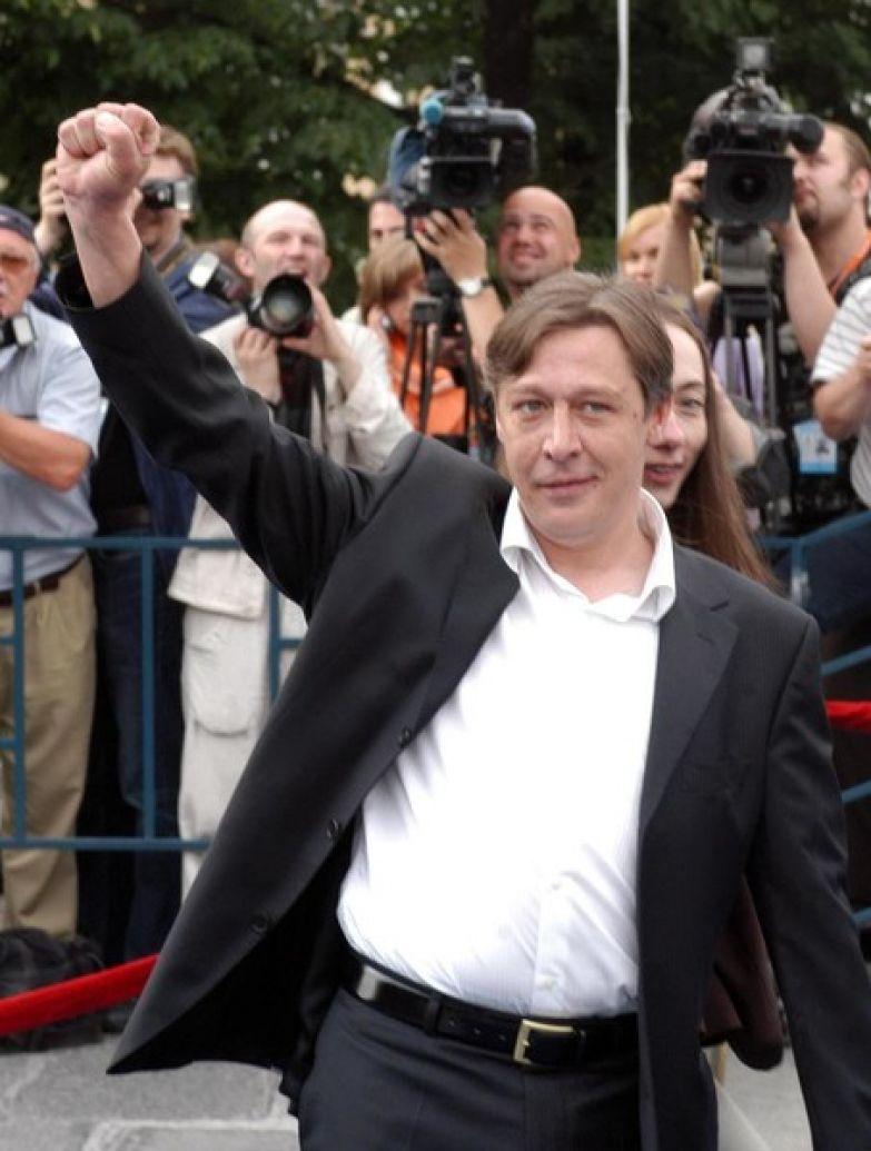 Михаил Ефремов не признает вину в смертельном ДТП
