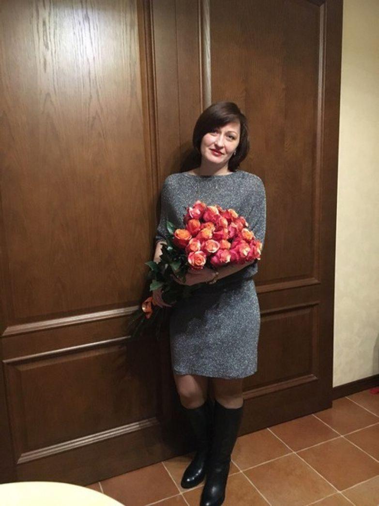 Вдова Бориса Гелетина Татьяна