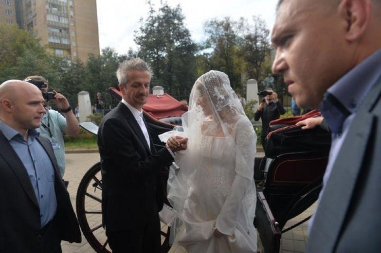 Катафалк Ксения сменила на карету