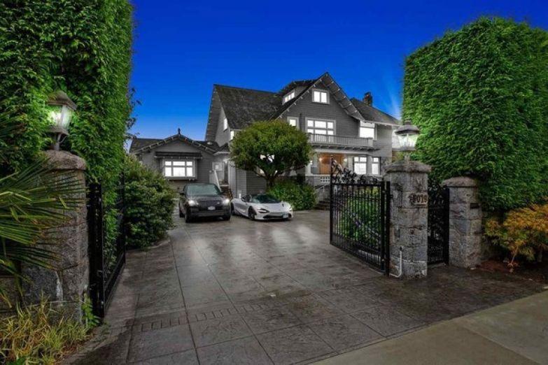 Дом мечты Меган и Гарри расположен в районе для миллиардеров