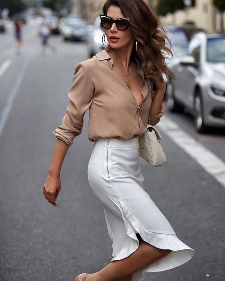 базовый гардероб 30 летней женщины