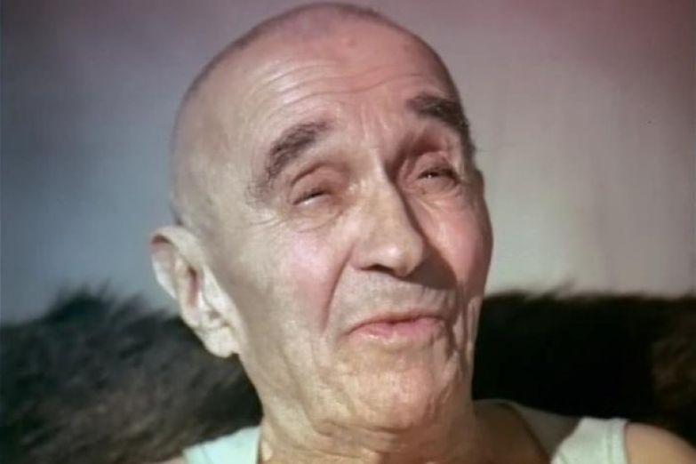 Одной из последних ролей Георгия Милляра стал образ бандита