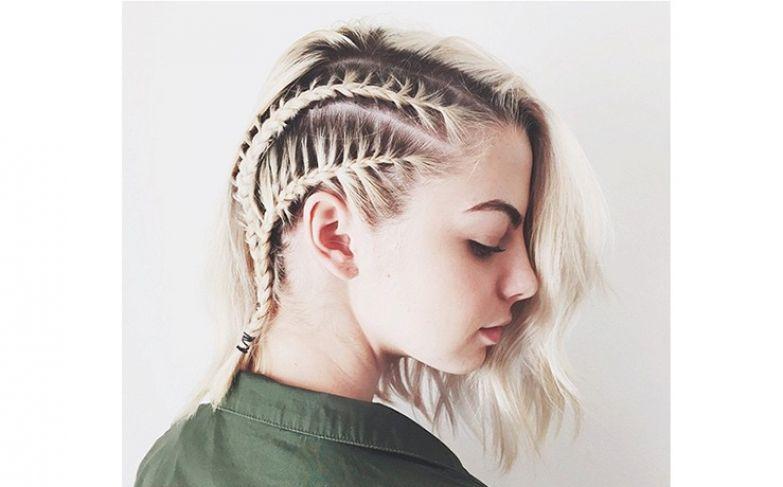модные прически 2016 женские на короткие волосы