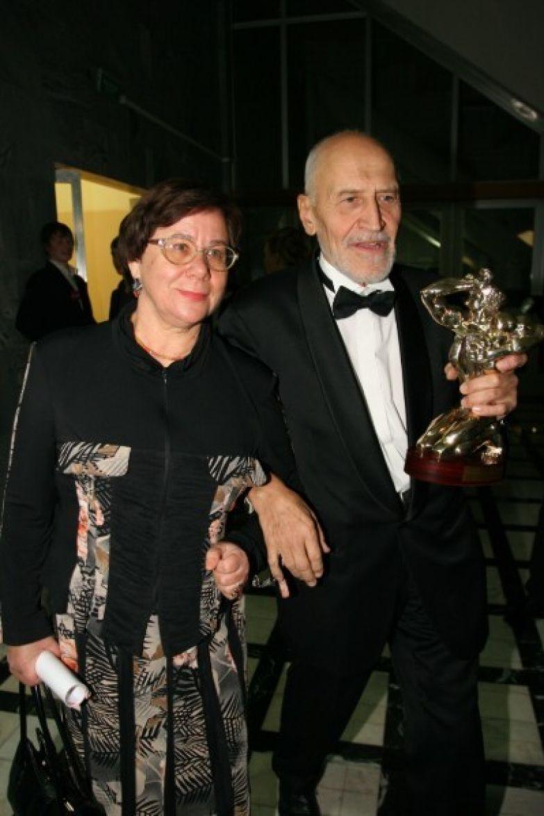 Николай Дроздов получил «ТЭФИ» за вклад в развитие телевидения