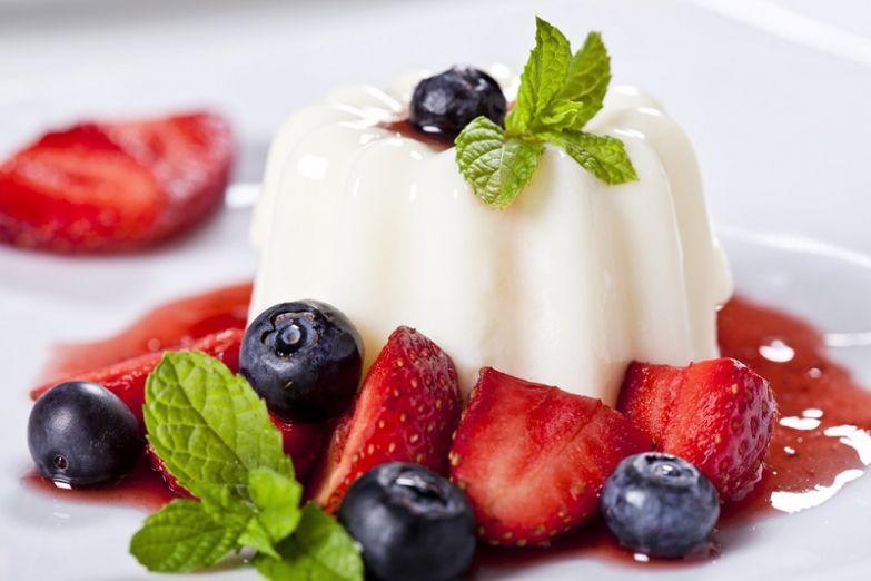 молочный десерт