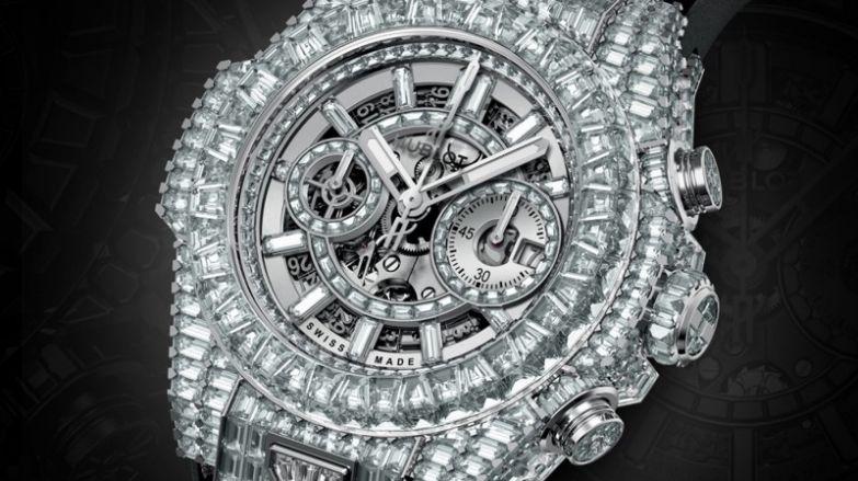8. 1,1 млн долларов за часы миллионер, покупки, роскошь, спортсмен