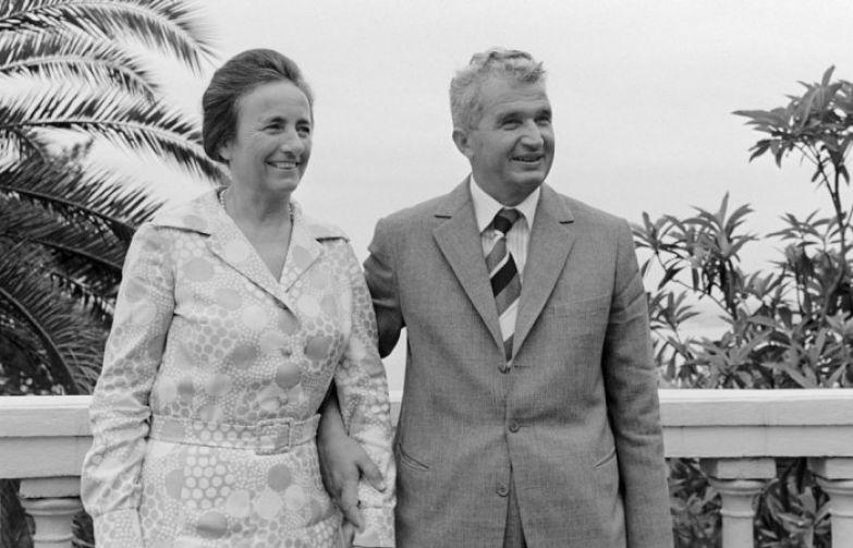 Николае и Елена Чаушеску. | Фото: sekretmira.ru.