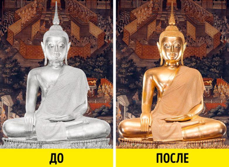 14 знаменитых скульптур, в каждой из которых есть зашифрованное послание