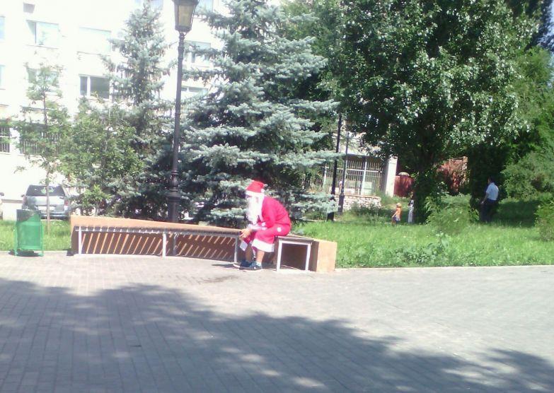 """Мультик """"Дед Мороз и лето"""" был основан на реальных событиях прикол, россия, самара, юмор"""