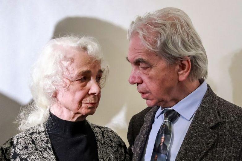 Родители Дмитрия Хворостовского. / Фото: www.dni.ru
