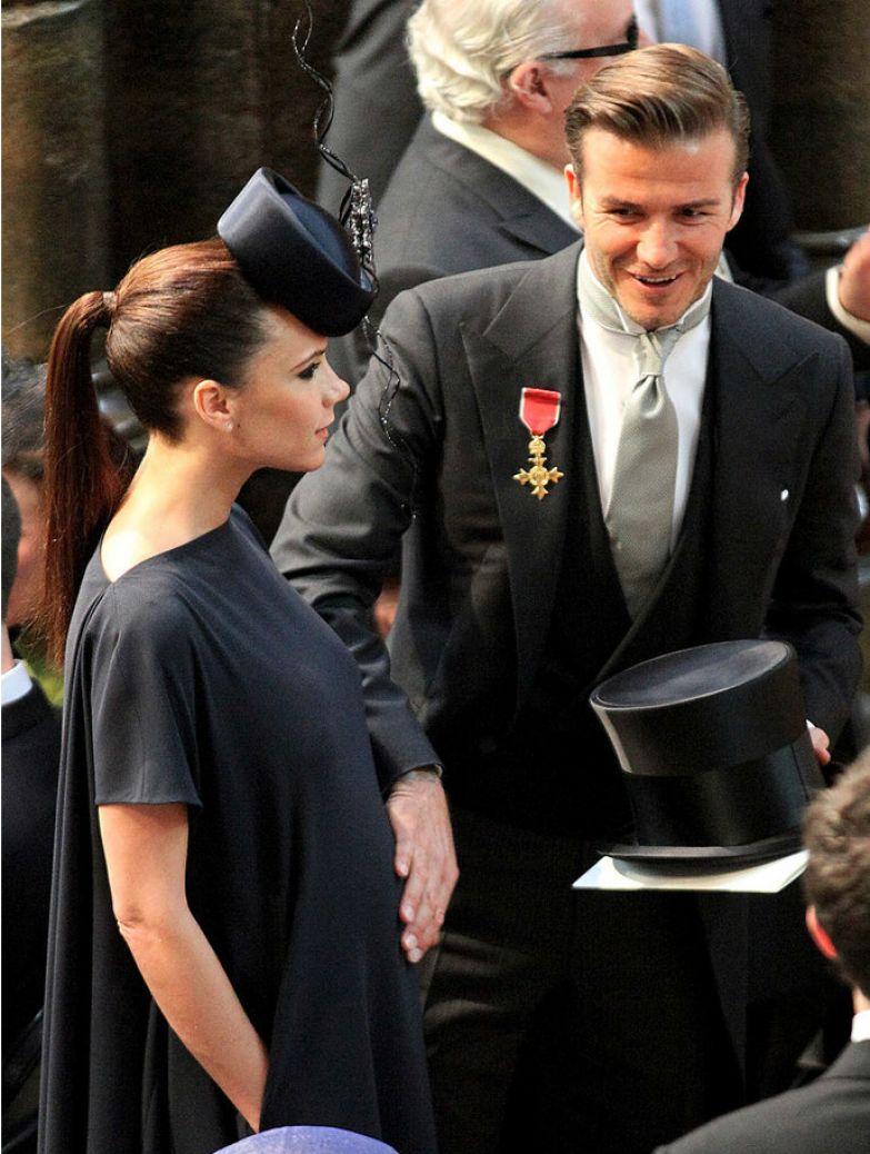 На королевской свадьбе принца Уильяма и Кейт Миддлтон