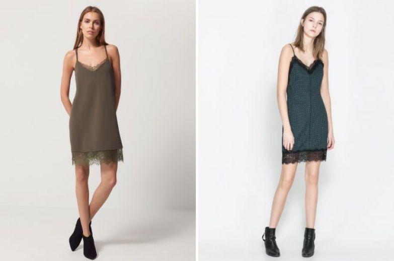 повседневные платья в бельевом стиле