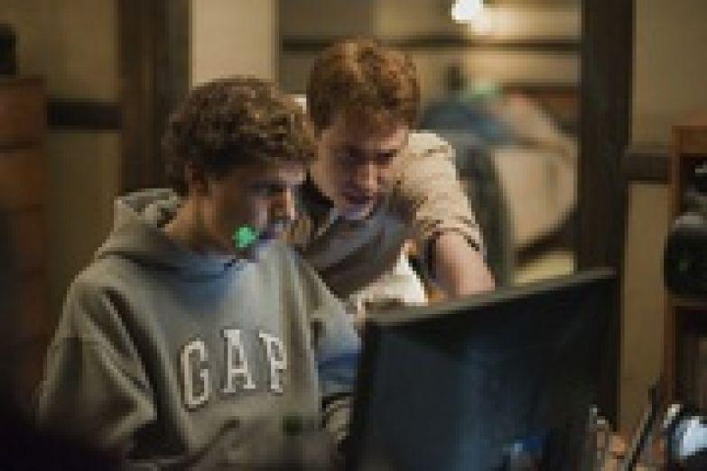 «Социальная сеть» / «The Social Network» (2010)