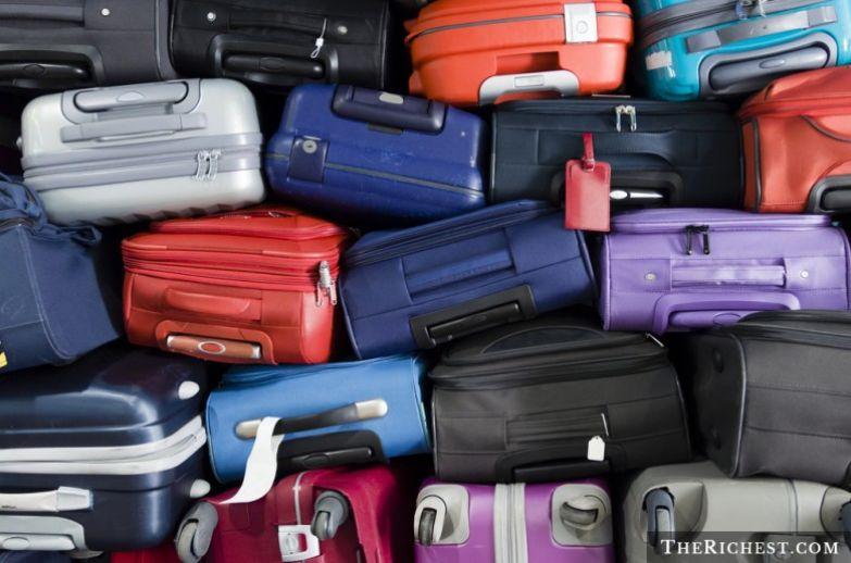 5. Сообщайте о потерянном багаже сразу авиакомпании, самолеты, секреты, тайны