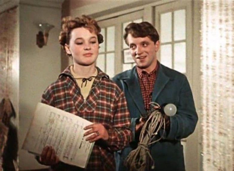 Кадр из фильма Карнавальная ночь 1956 Фото ruskinoru