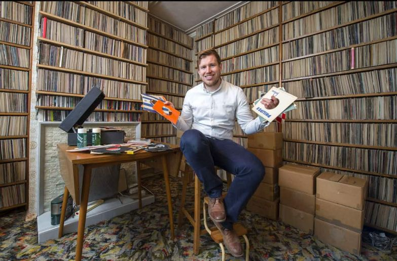 Keith Sivyer of London spent a lifetime collecting every top forty single ever released and after his death relatives discovered his house was packed to the rafters. His younger brother Gerald was then left with the daunting task of unloading his late sibling